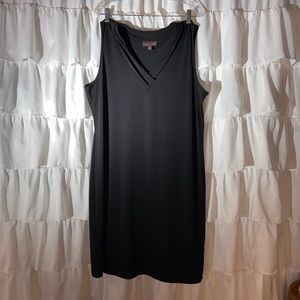 Dana Buchman black womens dress